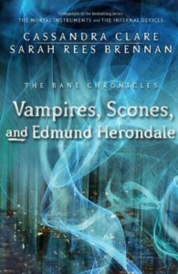 Vampiros, Bolinhos e Edmund Herondale