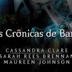 Divulgada capa nacional do livro físico de As Crônicas de Bane
