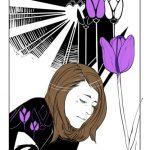 Nova art na linguagem das flores: Drusilla Blackthorn