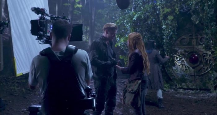 Beyond The Shadows - The Making of Shadowhunters (1080p) 0373