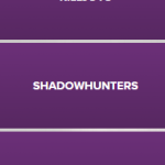 """Shadowhunters"" está pré-indicado ao People's Choice 2017!"
