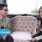 """Lily Collins fala sobre o filme """"Cidade dos Ossos"""" com MTV News no TIFF"""