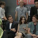 """[VÍDEO LEGENDADO] Entrevista do elenco de """"Cidade dos Ossos"""" + Cassie Clare e Harald Zwart para o EW!"""
