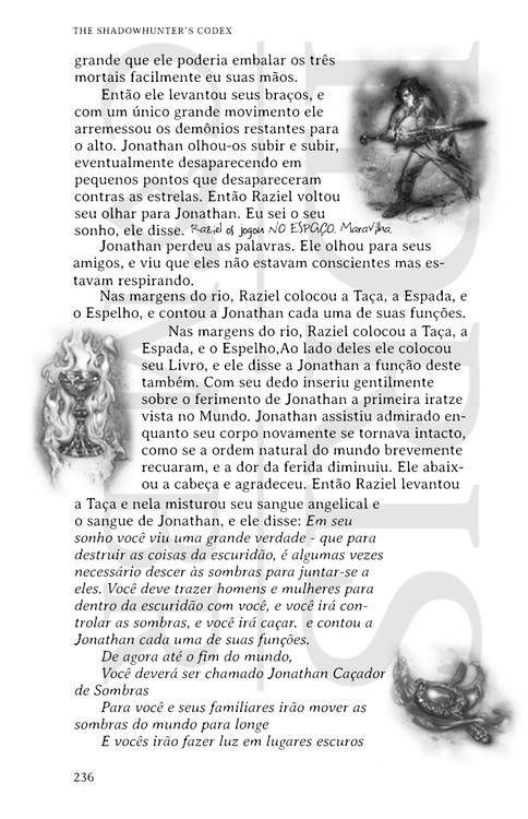 2 Shadowhunter's Codex