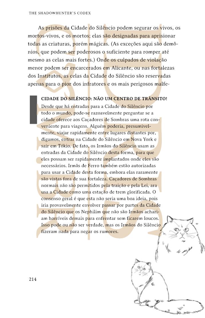 Shadowhunter's Codex 2