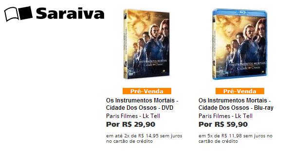 DVD saraiva