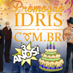 Promoção: 3 anos do Idris BRl! Kit de As Peças Infernais + kits de Cidade dos Ossos
