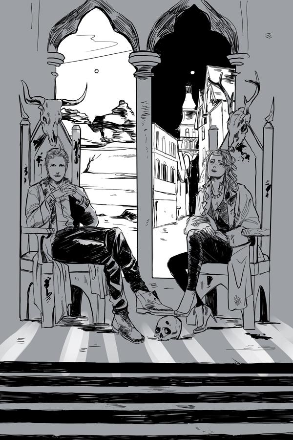 Clary & Sebby cohf
