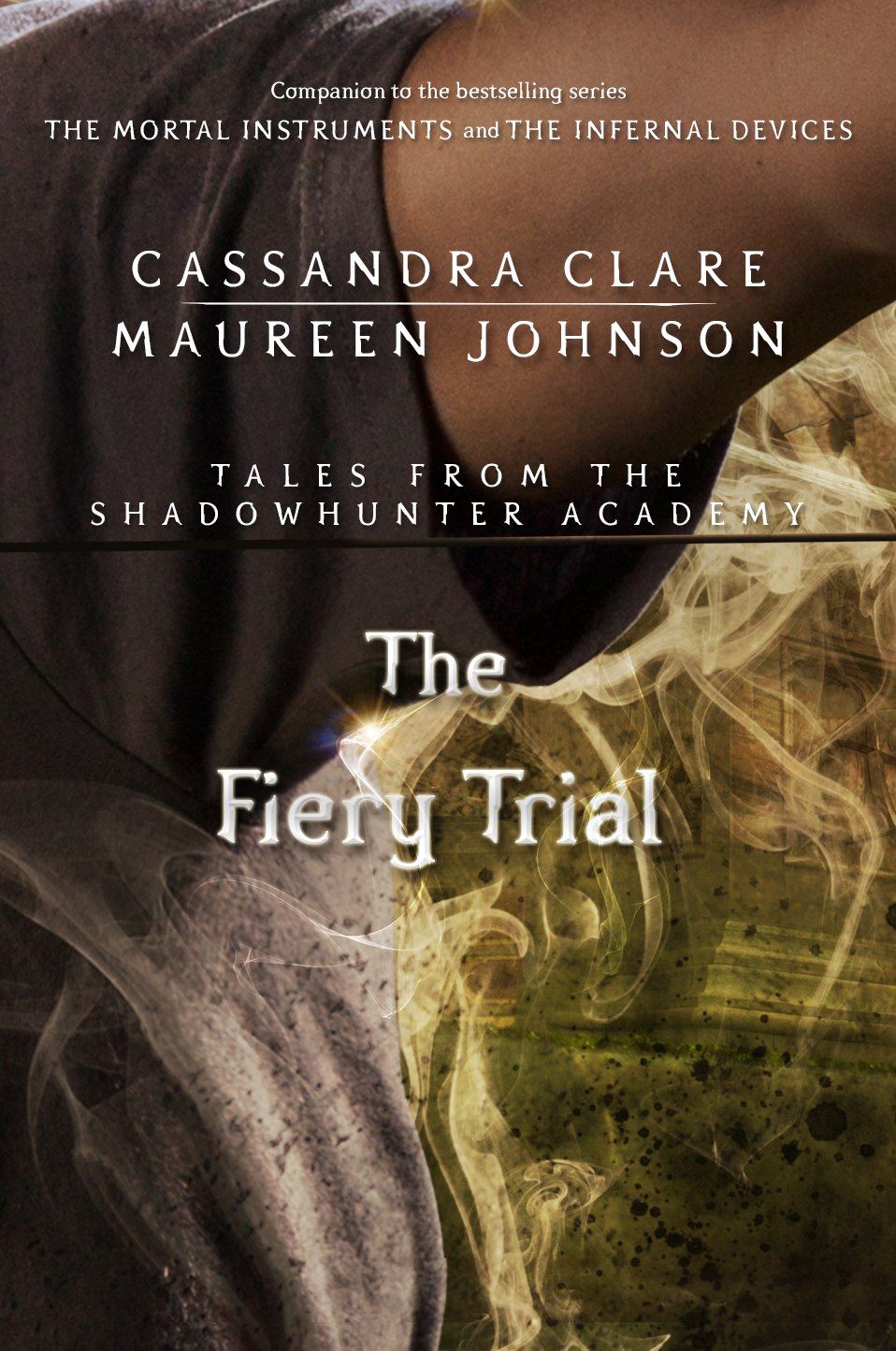 Shadowhunter Academy Cover Placement