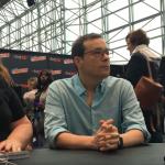 Cassandra Clare dá entrevista com Todd Slavkin e Darren Swimmer na NYCC 2016!