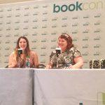 [VÍDEO LEGENDADO] Entrevista de Cassandra Clare durante a #BookCon 2017!