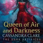 "Trecho diário de ""Queen of Air and Darkness"": Kieran e Cristina!"