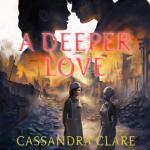 """Capa de """"A Deeper Love"""", arte e trecho de """"Rainha do Ar e da Escuridão"""" na newsletter de Cassie!"""