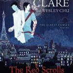 """Cassie fala sobre a capa de """"Red Scrolls of Magic""""!"""