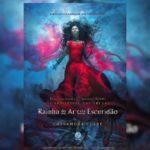"""Galera Record libera capa de """"Rainha do Ar e da Escuridão"""" e data de lançamento!"""