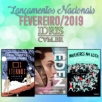 Lançamentos literários brasileiros: Fevereiro/2019