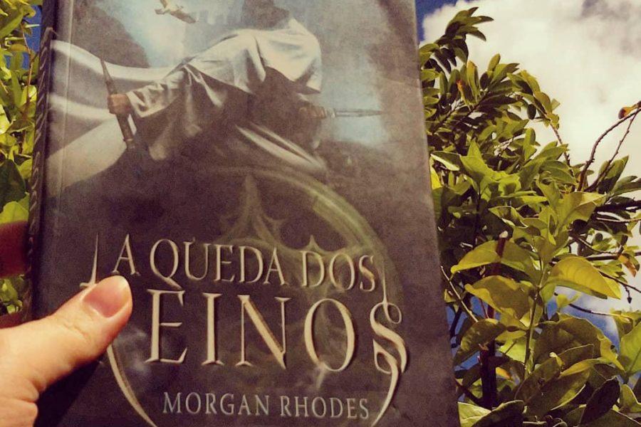 Resenha: A Queda dos Reinos – Morgan Rhodes