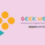 Geek Week na Amazon: Compre 4 livros e pague 3!